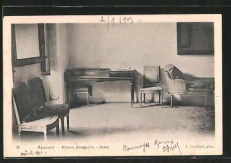 Ajaccio Maison Napoleon (14)