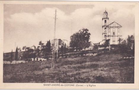 L'Eglise, SAINT-ANDRE-DE-COTONE 1910.jpg