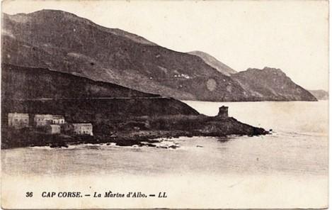 Marine d'albo 1935