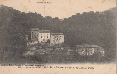 Morosaglia