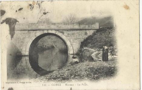 miomo Cap-corse le pont