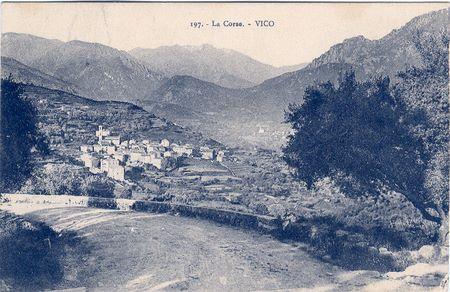 Le village de Vico