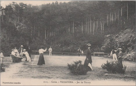 VIZZAVONA Jeu de Tennis.en 1909.jpg