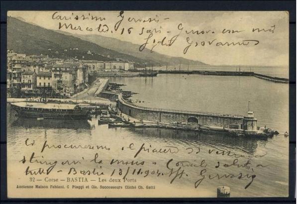 bastia-les-deux-port 1904