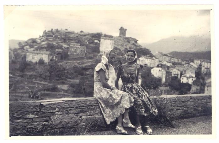 Nonza 1954