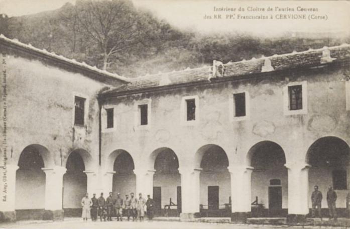 Couvent Saint François Cervione