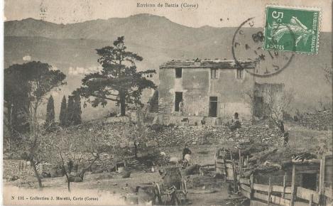 Environ de Bastia